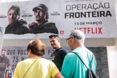 Netflix - Operação Fronteira