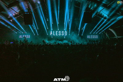 ATM Party - Alesso