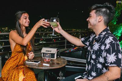 Picco Rooftop Bar - 02.10.2020