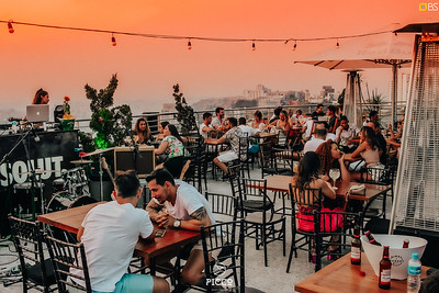 Picco Rooftop Bar - 03.10.2020