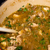 Tomatilla Chicken Stew