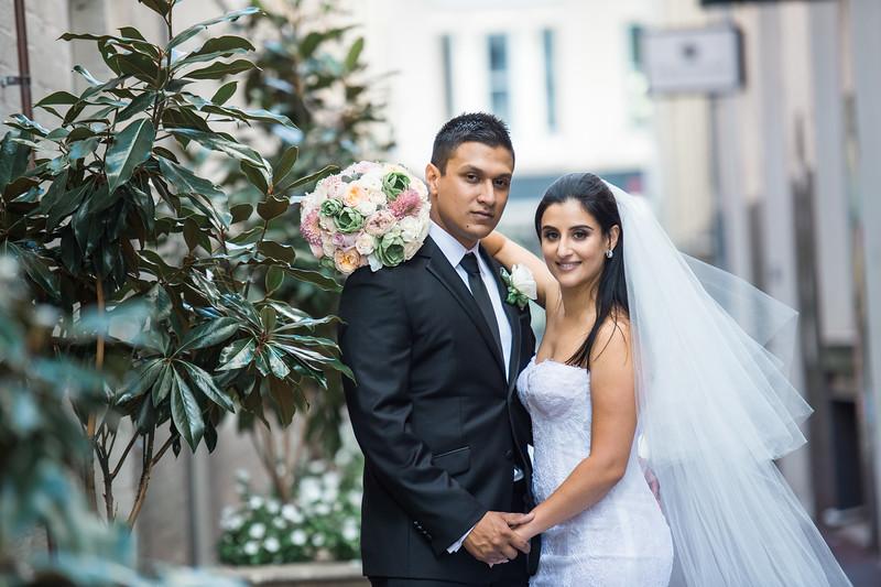 Perth CBD Wedding Images