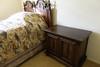 My twin bedroom nightstand