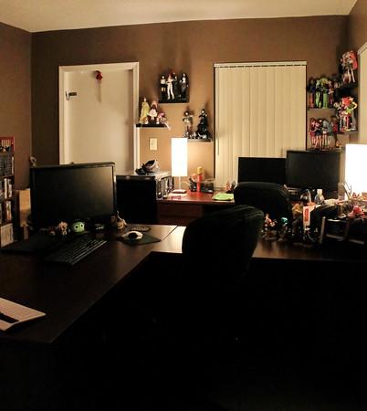 New Desks