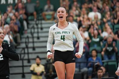 Cal Poly vs. No. 26 UC Santa Barbara