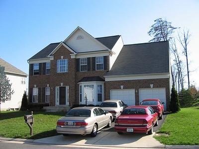 House: Leesburg VA: April, 2003