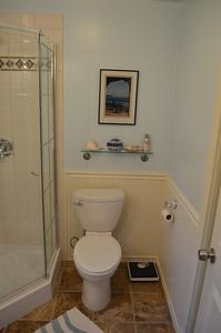 Downstairs bathroom (3/4).