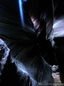 The Keyhole Canyon