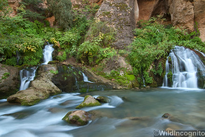 The Narrows Big Springs Zion National Park