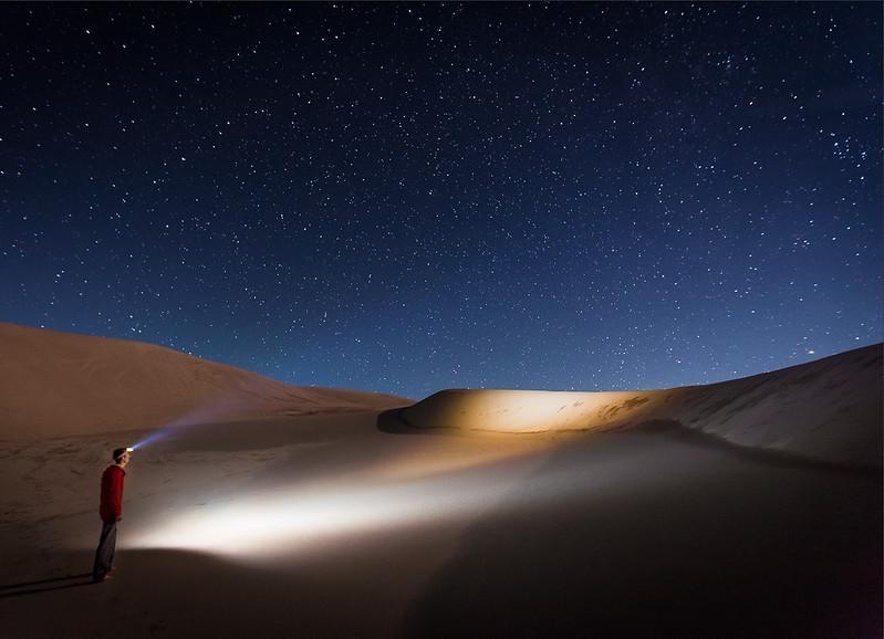 Lighting the Stars
