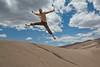 Self Portait<br /> Great Sand Dunes National Park, Co