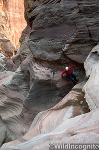 Pine Creek Canyon Canyoneering Rap