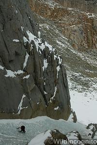 North Peak Couloir