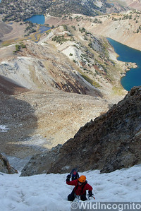 Red Slate Couloir