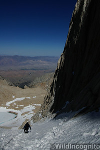 Mount Whitney Mountaineer's Route