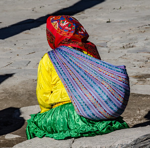 Tarahumara natives are very shy...never talk to you and always have their back to you. Which frustrated me as I always want to get photos of the indigenous people