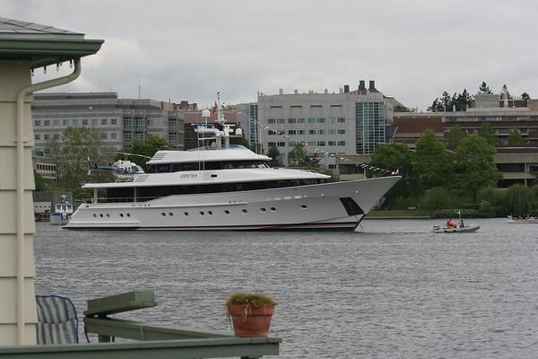 Opening Day of Boating Season, May 2005