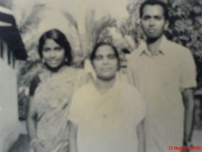 My father Mr. P.J. Joseph and my mother Ms. N.T. Mary with their Kith and Kins