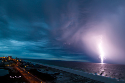 Did we mention the beach gets lightening!