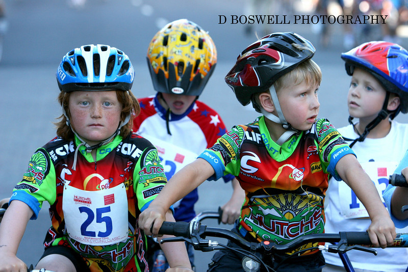 Kids CCC Race