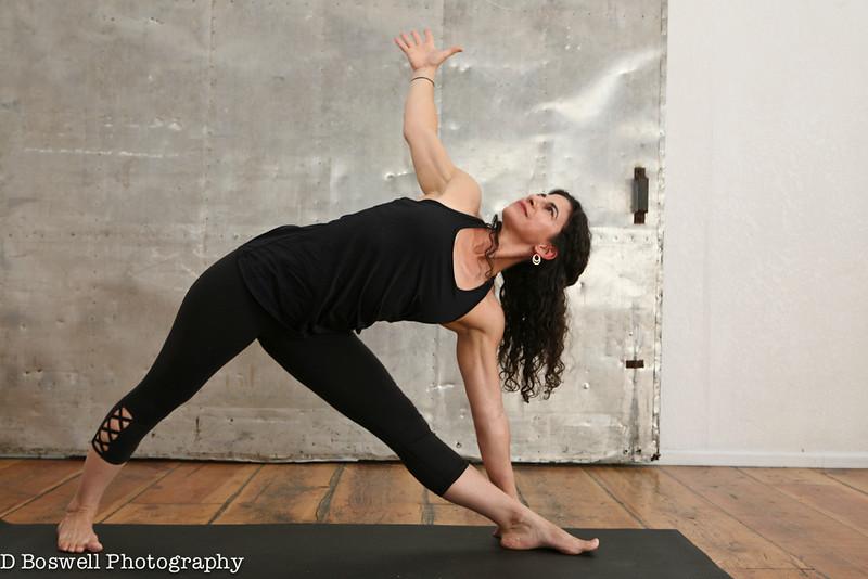 Loren / Yoga Session