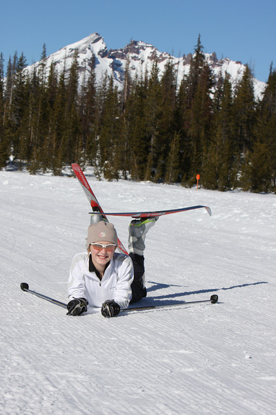X Country Skiing Session