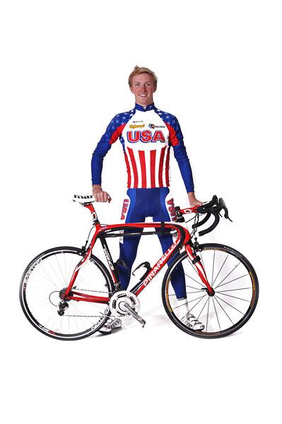 Ian Boswell / National Team