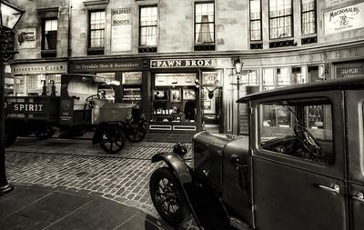 Old Glasgow