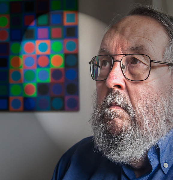 71st Birthday with Vasarely (2013)