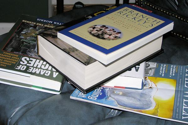Random Test Shots: Library, March 2, 2007