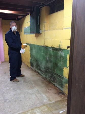 Rock room renovation