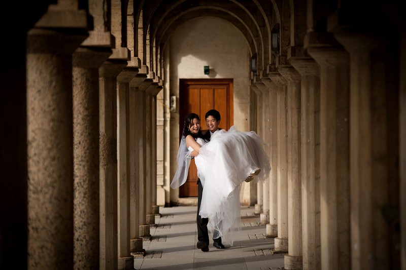 UWA wedding pictures