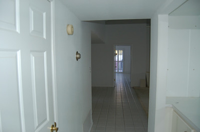 Another view of that same hallway.