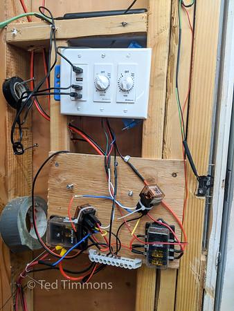 My main control board. Described in Medium post.
