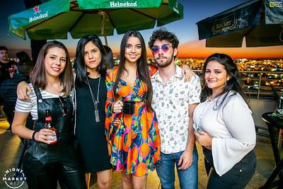 No Por do Sol - 07.07.2018
