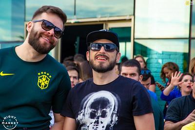Rooftop da Copa - 17.06.2018