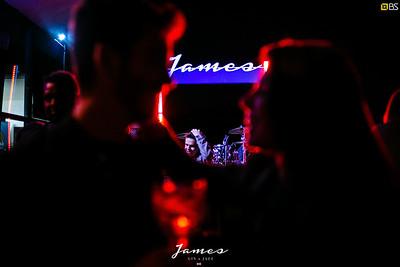 James - Gin & Jazz - 21.06.2018