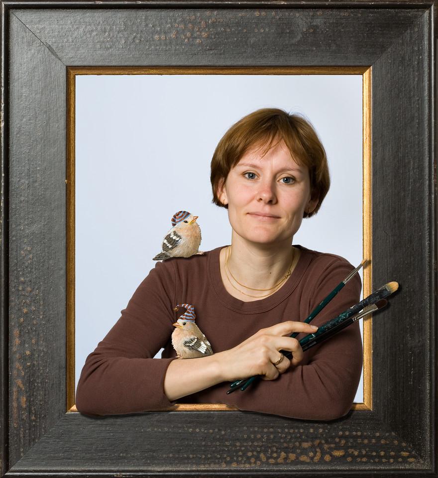 Commercieel portret