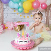 Ariel Isabela - Smash Cake-47