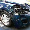 Total loss Nissan Versa (9-11-12).