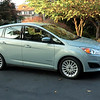 New Ford C-Max hybrid (10-10-12).