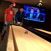 Shuffleboard fun at the Light Horse