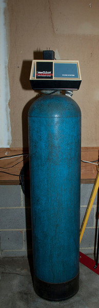 VA, Culligan HE Water Filter System