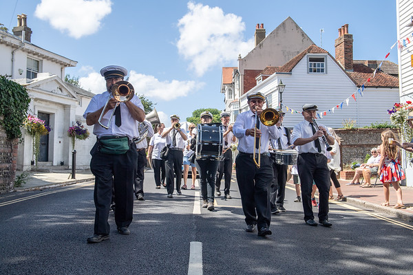 Bexhill East Sussex Carnival 2018