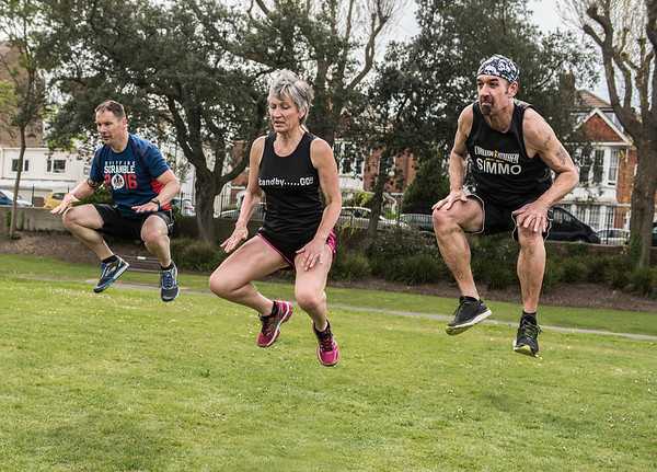 Commando Fitness Training Bexhill East Sussex