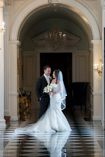 Jillian + Andrew | Glen Cove Mansion | New York