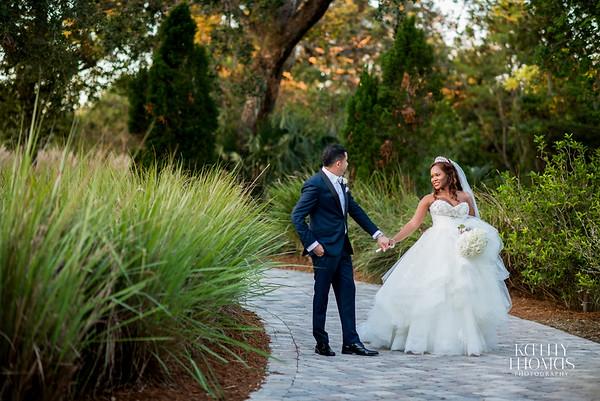 Lucie & Felipe | Bella Collina | Montverde, FL