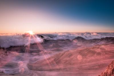 Haleakala Sunrise (1) Redux