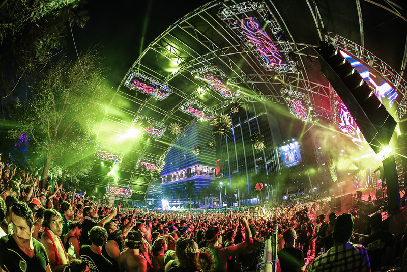 Ultra World Wide Stage