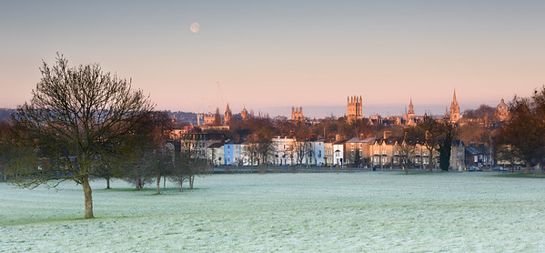 Oxford: 'that sweet City with her dreaming spires'*
